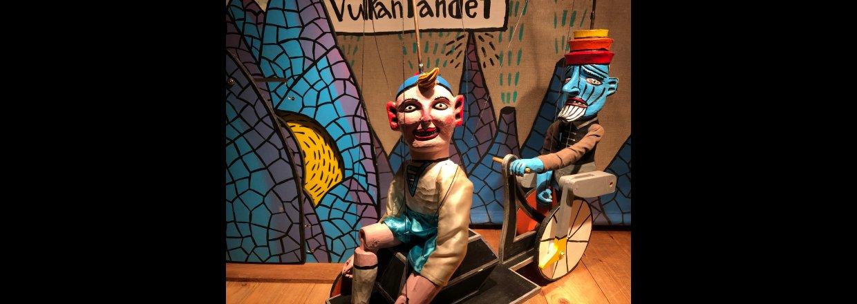 Djævelens tre guldhår på Festival of Wonder i Silkeborg
