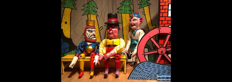 Djævelens tre guldhår på Festival of Wonder i Silkeborg. AFLYST P.G.A. CORONA