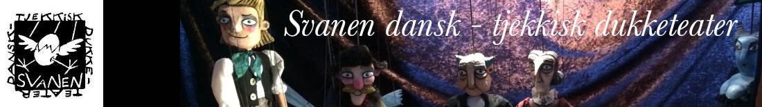 Svanen dansk - tjekkisk dukketeater